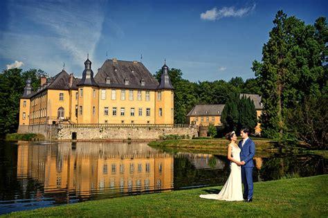 Schloss Hochzeit by Hochzeit Schloss Dyck Hochzeitsfotograf Matthias Richter