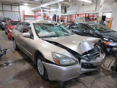 2003 honda accord parts parting out 2003 honda accord stock 180009 tom s