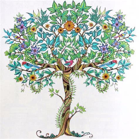 secret garden coloring book gallery myee1018 秘密花園畫法