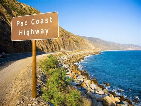 Pch Pacific Coast Highway - california is the state with the greatest car culture california car adventures