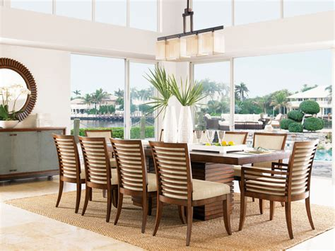tropical dining room furniture lexington home brands