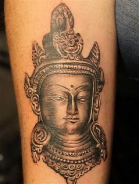 holy tattoos designs show your spirit belief through holy buddhist tattoos