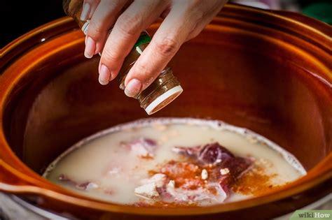 cucinare le fettine 3 modi per cucinare le fettine di manzo wikihow