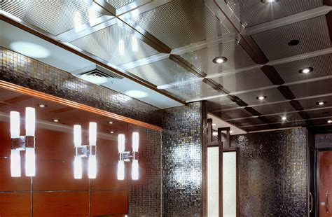 decorative metal l decorative metal ceilings gage architectural products
