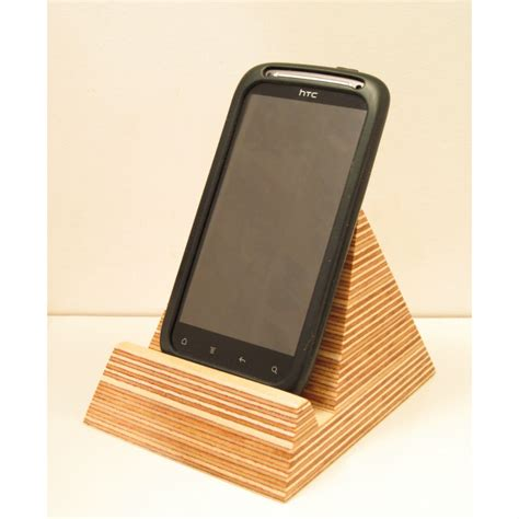 8 Cellphones Holders by Pyramid Phone Holder Homeware Furniture And Gifts Mocha