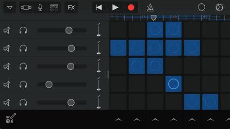 Garageband Live Loops Mac Twelvety Using Ios Garageband Live Loops