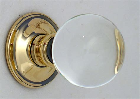 glass door knobs balloon glass door knobs