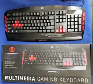 Furniture Auctions cyberpower wired gaming keyboard and mouse very good buya