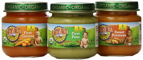 baby foods organic baby foods books earth s best organic stage 1 my