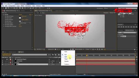 Tutorial Adobe After Effect Pemula | graphic design adobe after effect tutorial eps 2 untuk