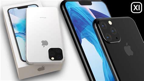 iphone 11 leak iphone 11 design leaks or genius