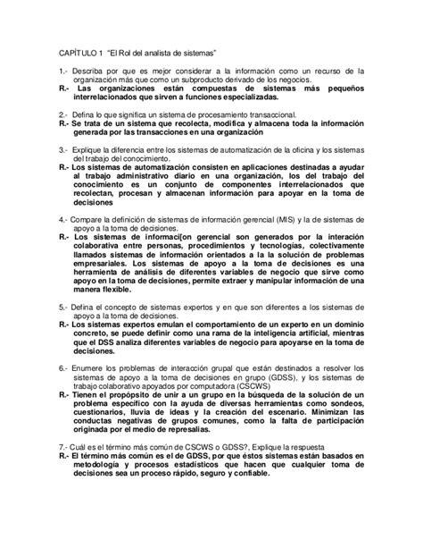preguntas generales para una entrevista de trabajo analisis y dise 241 o de sistemas kendall y kendall preguntas