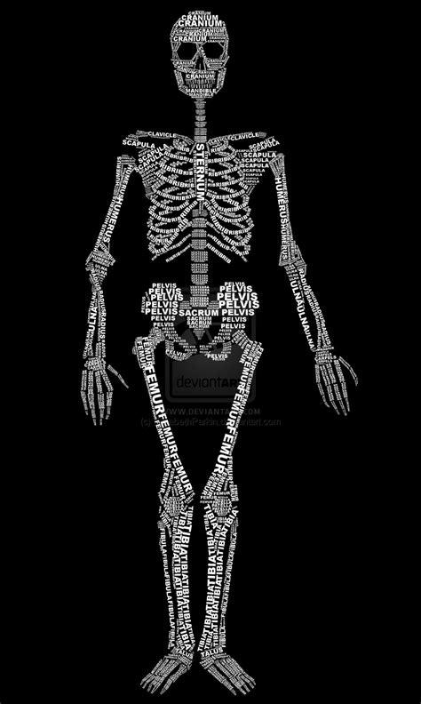 skeleton layout exles 31 typography text art