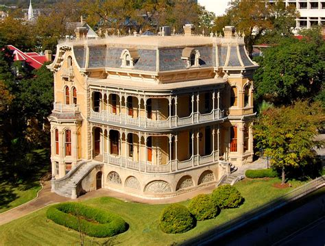 houses in austin tx 10 historic victorian homes from the great state of texas 5 minute history