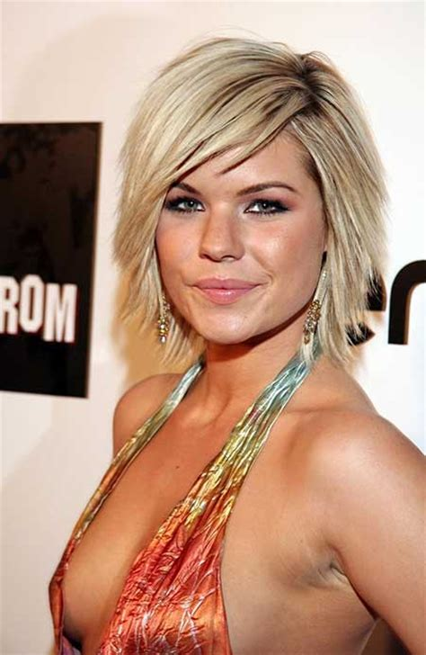 short haircuts and fringes for round faces most charming short hairstyles for round faces ohh my my