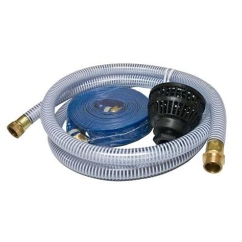 powermate water 1 in hose kit pa0650200 the home depot