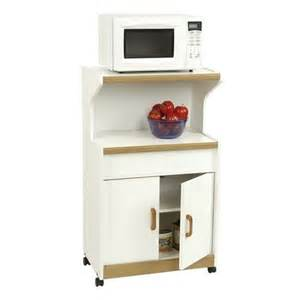 Target Kitchen Island Cart Ameriwood Microwave White Oak Kitchen Cart