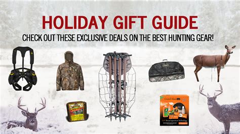 2016 christmas gifts for hunters bowhunting com