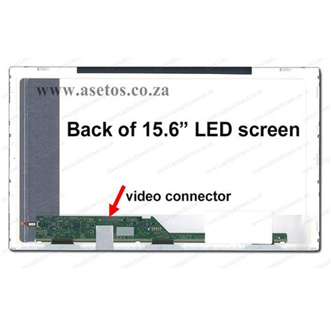 Led Tebal 15 6 Inch 40 Pin 15 6 quot 40 pin led laptop screen r1139 incl asetos computers