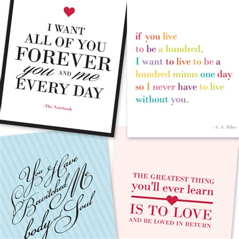 printable love quotes and sayings 101 romantic love quotes the dating divas