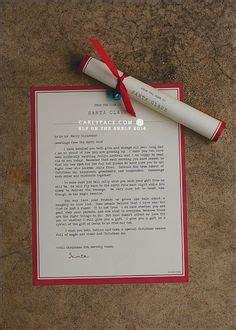 On The Shelf Appearance Letter