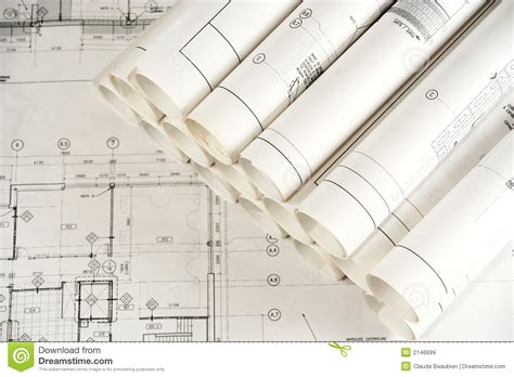 free architectural design architecture drawings 2 stock image image of measure