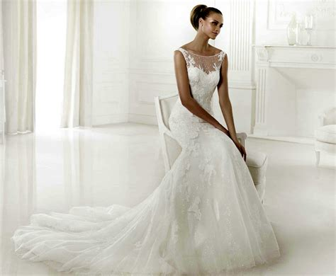 Wedding Dresses by Stunning Pronovias Wedding Gown Sell My Wedding Dress