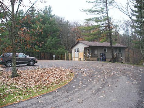 Burr Oak State Park Cabins by Burr Oak Backpackohio