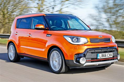kia soul uk 2017 review pictures auto express