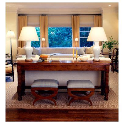 Sofa Table Design Ideas Pictures Remodel And Decor Sofa Table Decorating Ideas