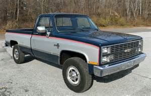 1984 chevrolet silverado 1500 ebay