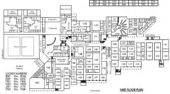 high school floor plan ellison high school