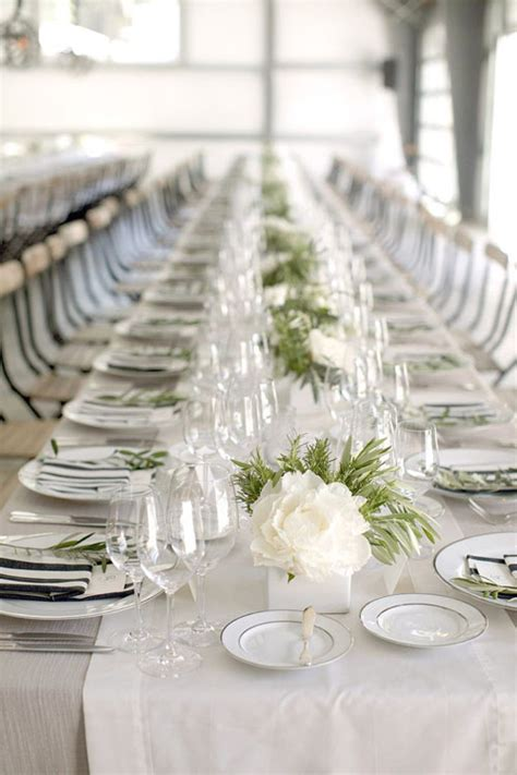 simple wedding table decorations 20 budget wedding centerpieces