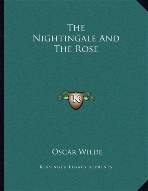 Oscar Wilde The Nightingale And The Essay by The Nightingale And The Reading Length