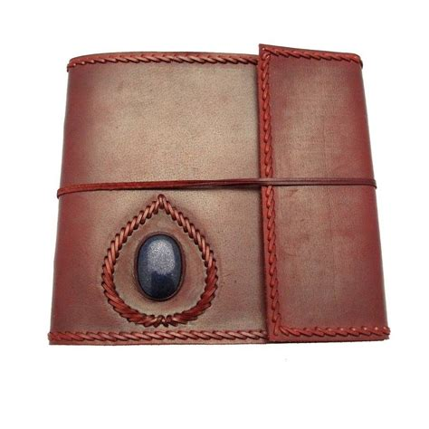 Handmade Leather Photo Albums - handmade leather photo albums by paper high