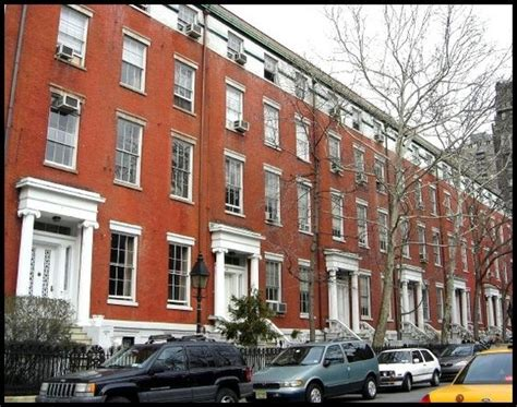 nyc row house new york city row houses greenwich rowhouses by
