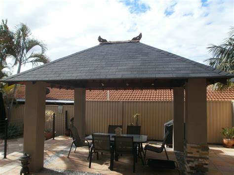 Gazebo Pergola Roofing Materials Australia Malvern East Pergola Roofing Options