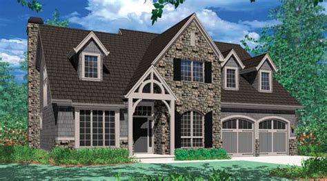 house designers com howland 2589 4 bedrooms and 2 baths the house designers
