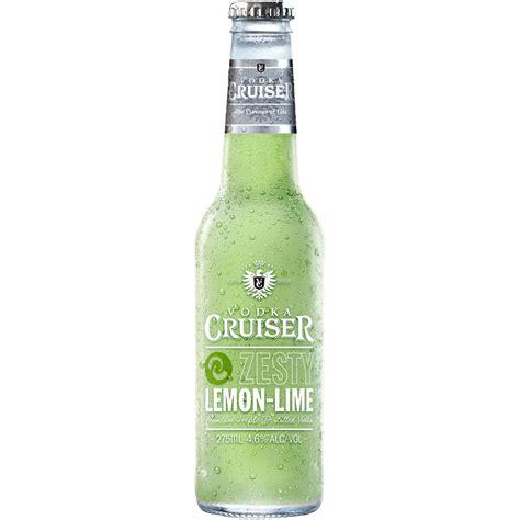 vodka cruiser vodka cruiser zesty lemon lime value cellars