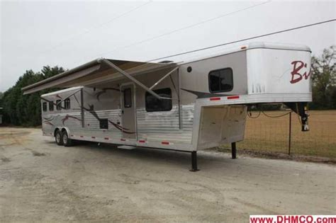 horse trailer awnings for sale bison horse trailer for sale new 2013 4 horse trailer with