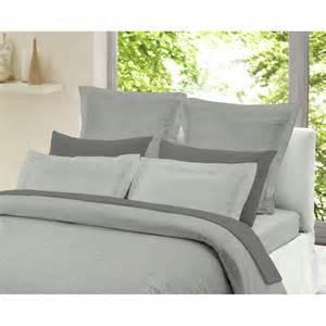 duvet cover how to use dormisette light grey chambray 100 brushed cotton duvet