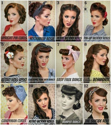 rock and roll hairstyles 50s rock n roll hairstyles hairstyles