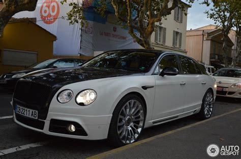bentley flying spur mansory bentley mansory flying spur w12 12 august 2015 autogespot