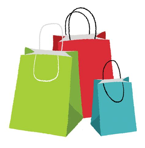 shopping bags shopping bags cliparts the cliparts