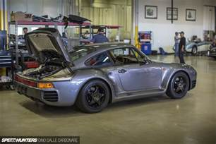 How To Build A One Car Garage porsche 959 indulgence speedhunters