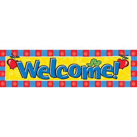 classroom banner template welcome classroom banners eureka school