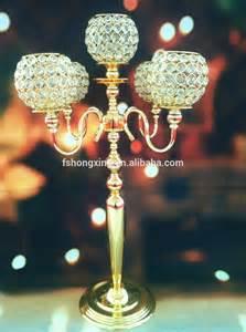 globe centerpiece 5arms wedding globe candelabra centerpiece candle holder for wedding table