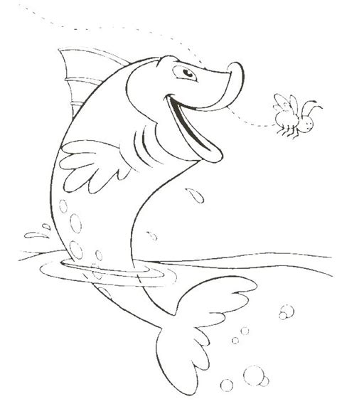 coloring pages of saltwater fish how to draw marine fish
