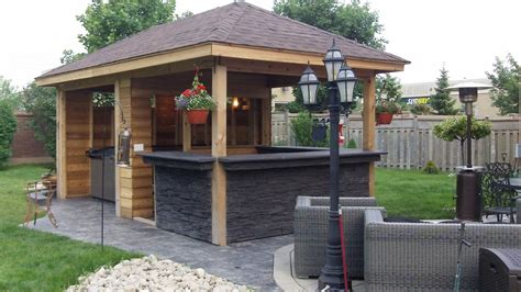 Many Kinds Of Outdoor Bar Ideas And Design Backyard Bars Designs