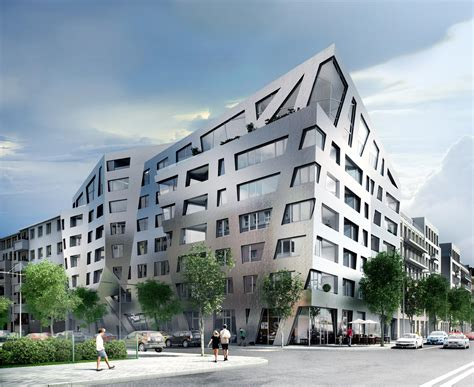 Sapphire, Berlin / Daniel Libeskind   Architecture Lab